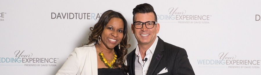 David Tutera Talks Wedding Trends, Dishes Advice